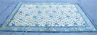 Chinese Art Deco rug, 20th c.