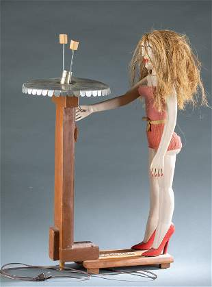 Henry Bridgewater, Madonna lamp