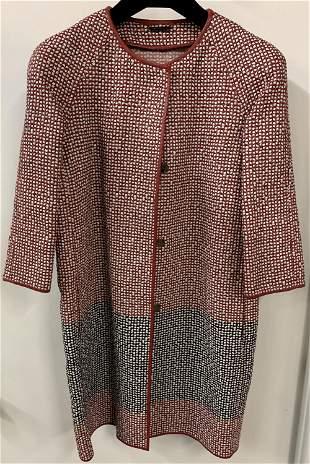 Giorgio Armani coat.