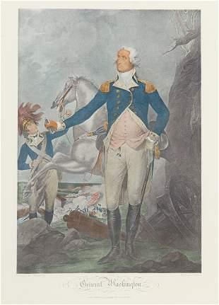 [Americana] after John Trumbull General Washingto