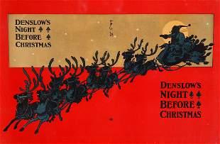 Denslow, W.W. Denslow's Night Before Christmas. C
