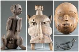 4 Nigerian Style Objects.