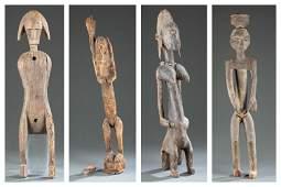 4 Mali Style Objects.