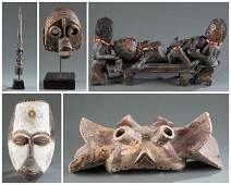 5 Nigerian Style Objects.