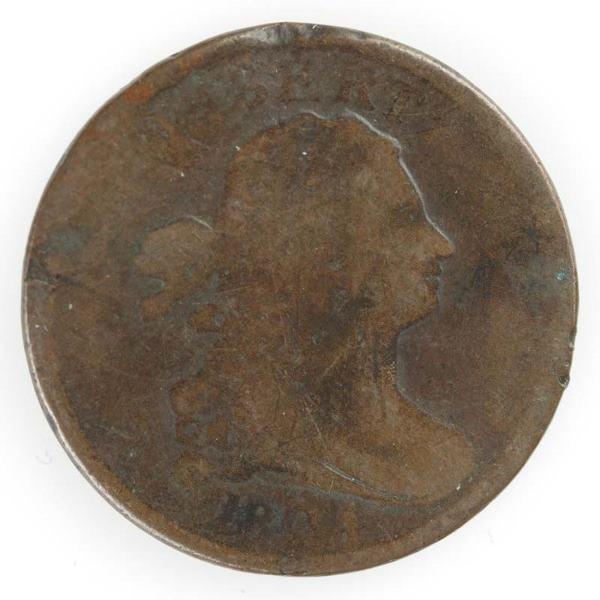 13: Three Half cents: (2) 1804, 1805