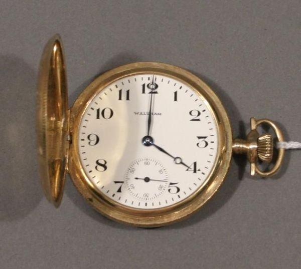 2: Elgin National Watch Co., size 18 pocket watch,