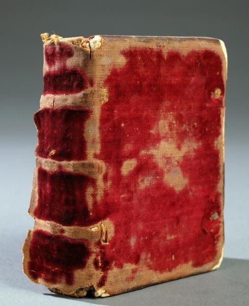 374: [Illuminated Manuscript Hours Of The Virgin Mary]