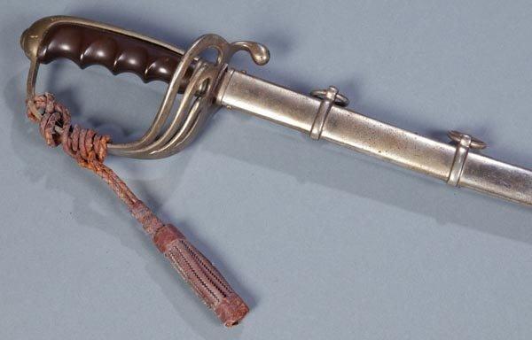 412: US Military dress sword Spartan - 2