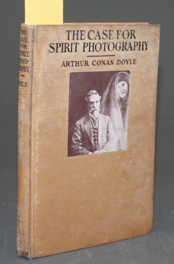 1019: Doyle THE CASE FOR SPIRIT PHOTOGRAPHY. (1923).