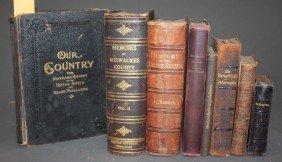10 Books (27 Vols): Presidents (19 Vols) + 9 Othe