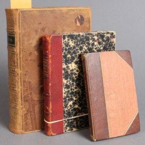 8 Books: Gil Blas + Frithjof Saga + 6 Others.