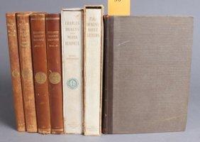 5 Books (7 Vols): Bibliophile Society.