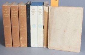 5 Books (8 Vols): Bibliophile Society.