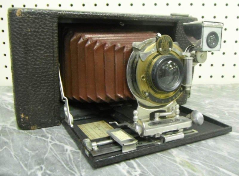9: No 3A Folding Hawk-Eye Model 3 Eastman Kodak.