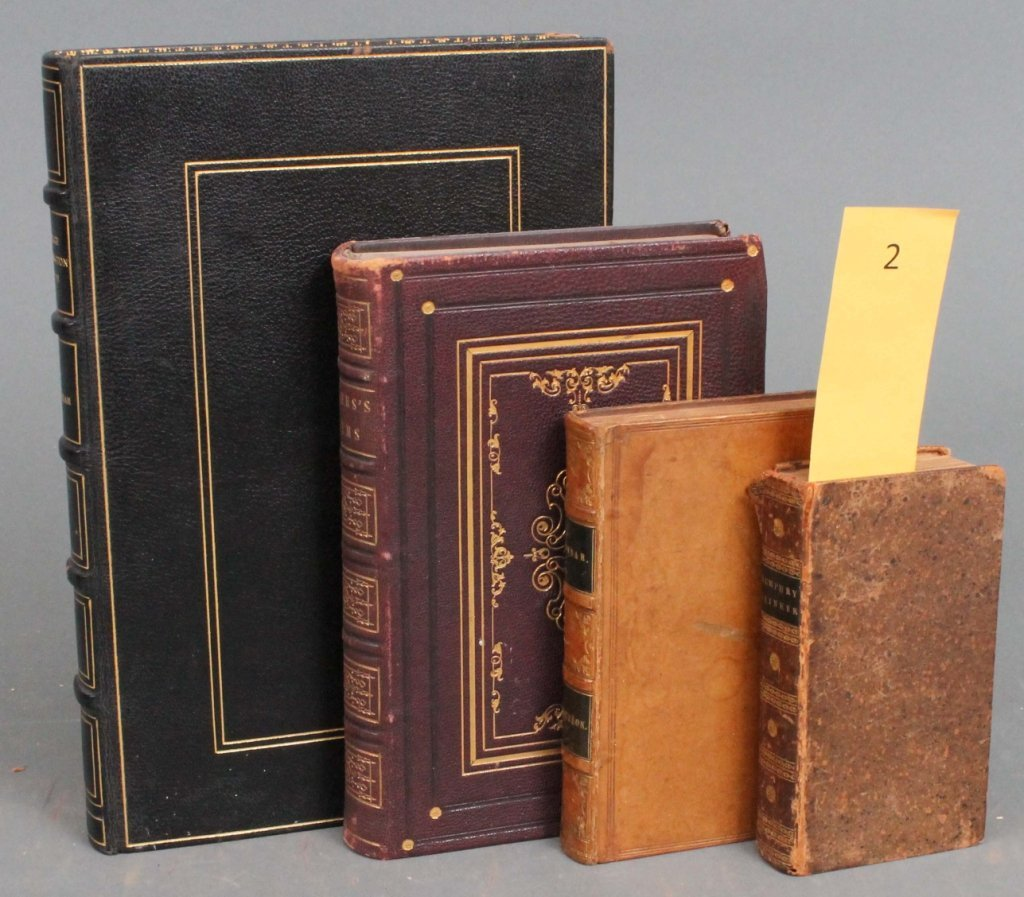 2: 4 Books incl: THE EXPEDITION OF HENRY CLINKER.