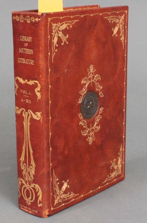 10: Library of Southern Literature. 16 Vols. (1910-13)