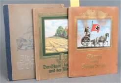 188 3 Books incl DER STAAT DER ARBEIT