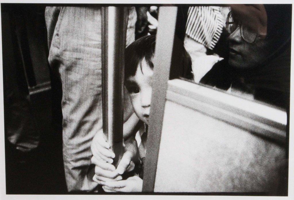 Berns, Michael Anthony. Photograph, Metro Series.