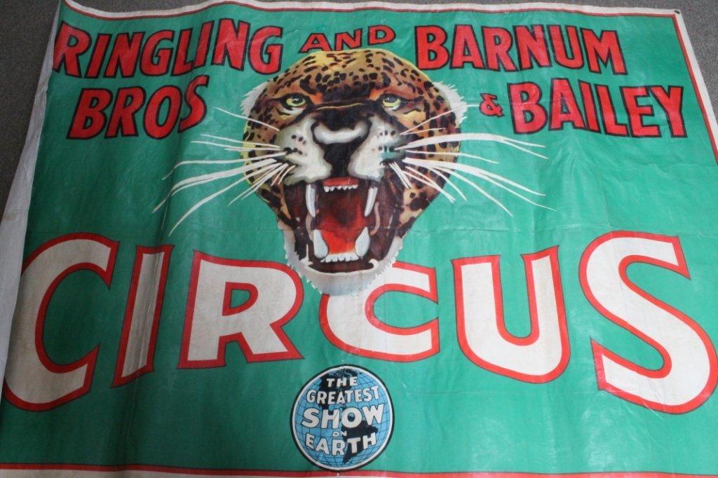 Poster: Ringling Bros And Barnum & Bailey Circus.