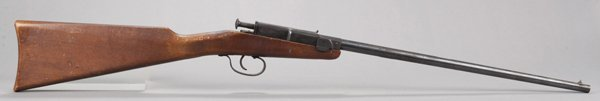 1: Deutsche Werke Model 1 .22lr long rifle. Erfurt, Ger