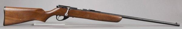 3: Bolt action rifle Higgins model 103.16 .22 cal. 1950