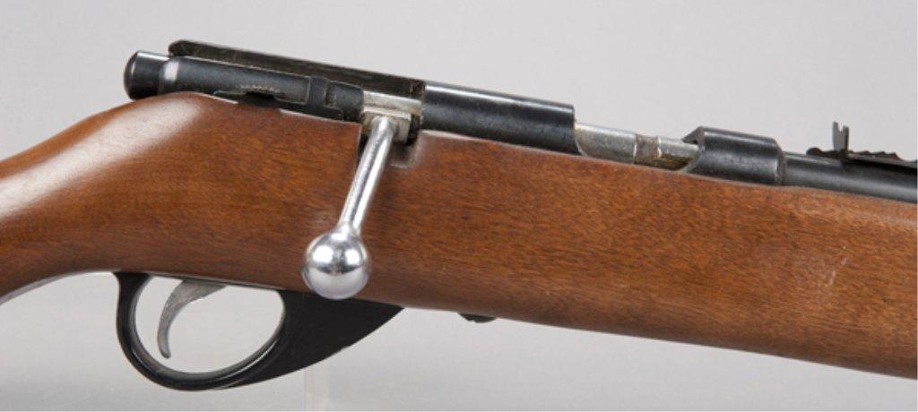 3: Bolt action rifle Higgins model 103.16 .22 cal. 1950 - 2