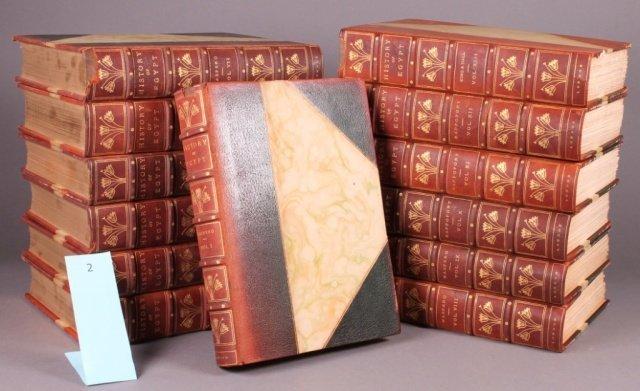 Maspero. HISTORY OF EGYPT. 13 Vols. (1903) 1/1000.