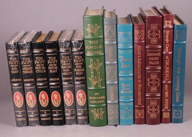 13 Books: Easton Press. Children's classics.