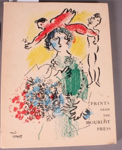 Prints from the Mourlot Press. (1964). One of 2000