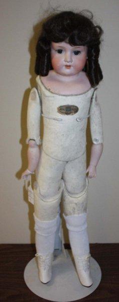 Armand Marseille bisque doll #370. Armand Marseille bis