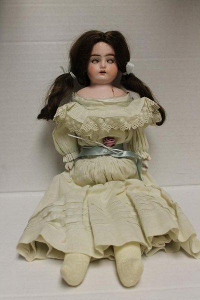 "German Armand Marseille ""Darling"" doll 20"". Marked at b"