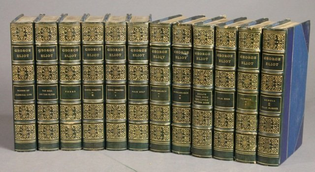 Personal Edition of George Eliot's Works. 12 Vols.
