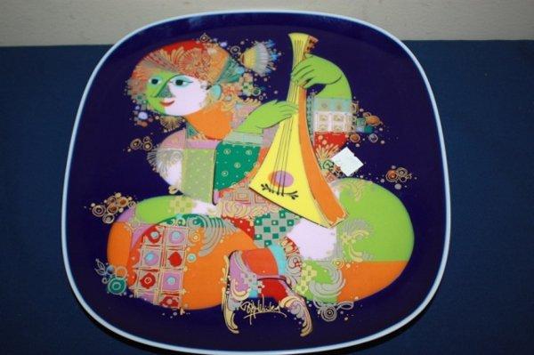 Rosenthal studio-line decorative plate