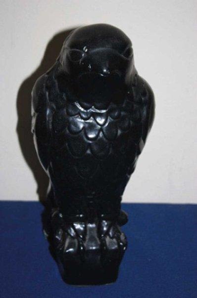 Maltese Falcon statue Austin productions