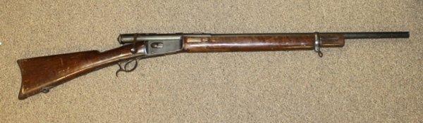 M81 WWI Swiss-made rifle.