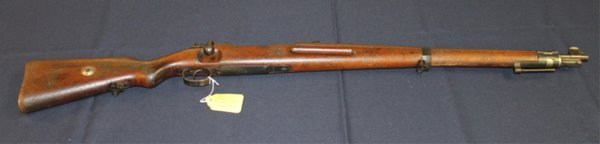 Polish Mauser 1927 K98.