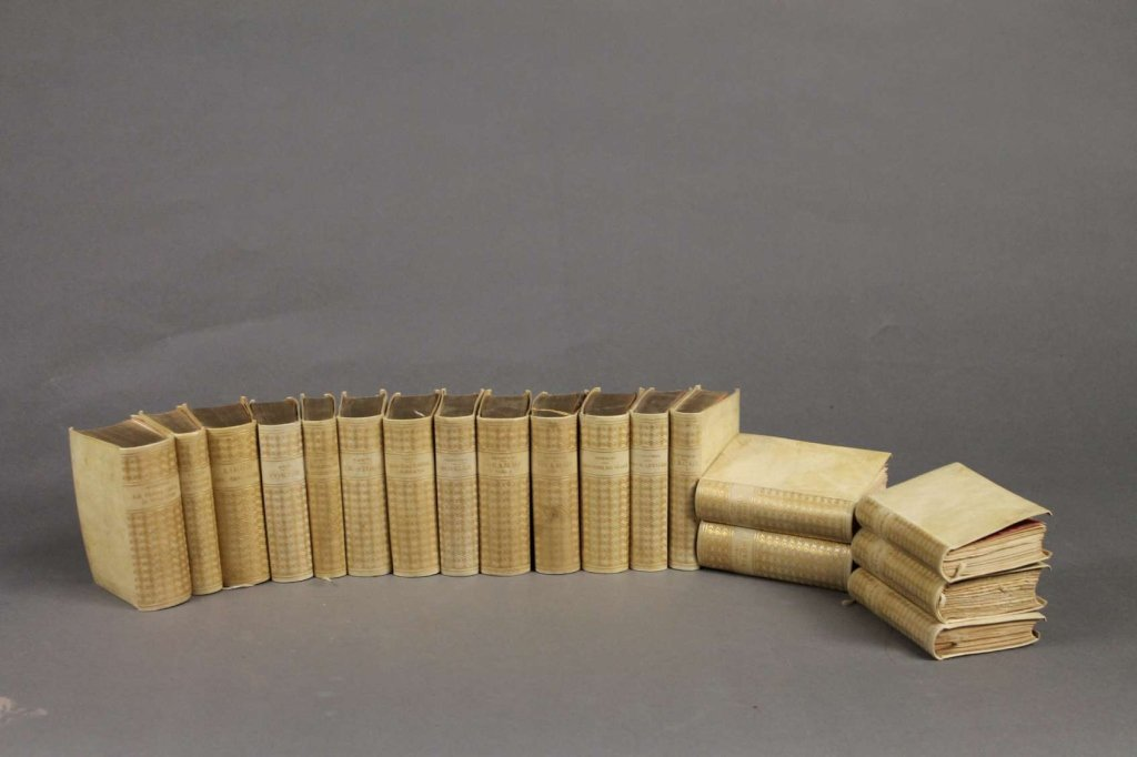 18 Vols: Classics. Firenze: G. Barbera, 1859-1896.