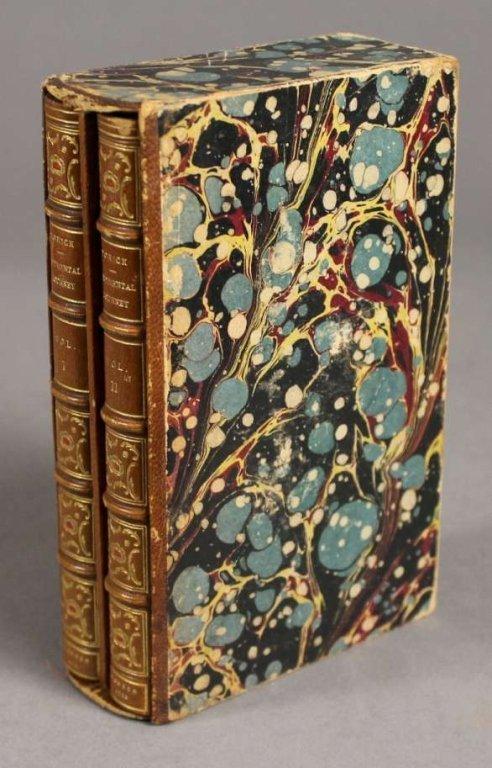 [Laurence Sterne] A SENTIMENTAL JOURNEY... 2 Vols.
