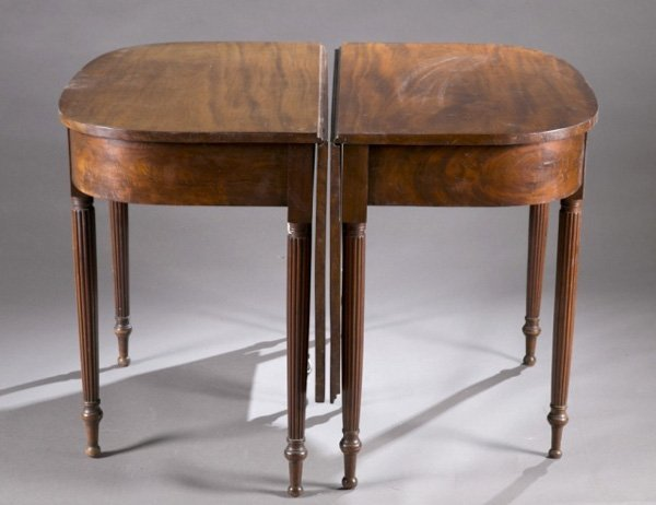 American federal dining table ca.1815