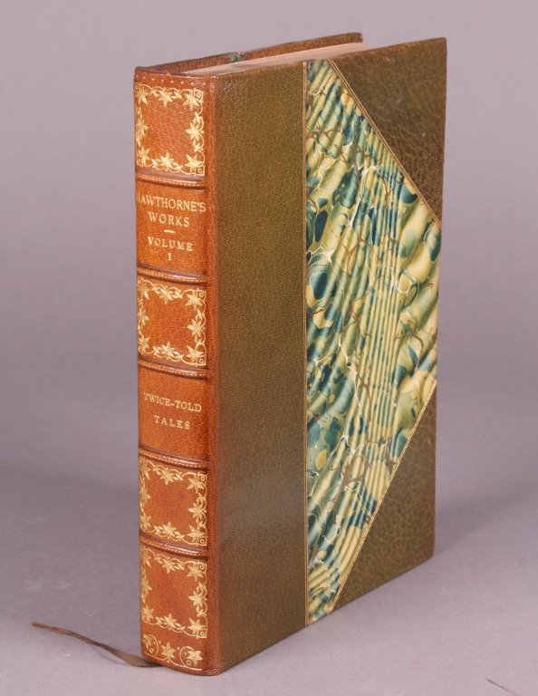 Complete Writings of Nathaniel Hawthorne. 23 Vols.