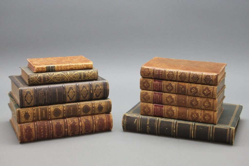 8 Books (10 Vols)  incl SACRED DRAMAS, 1785.