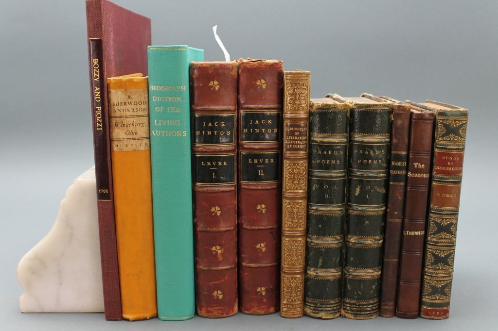11 Vols incl: JACK HINTON THE GUARDSMAN. 2 Vols.