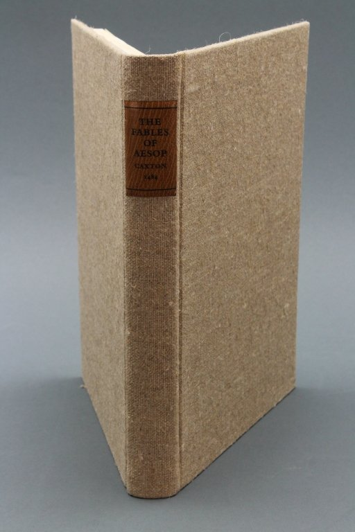 HISTORY AND FABLES OF AESOP. Scolar, 1976. 175/500