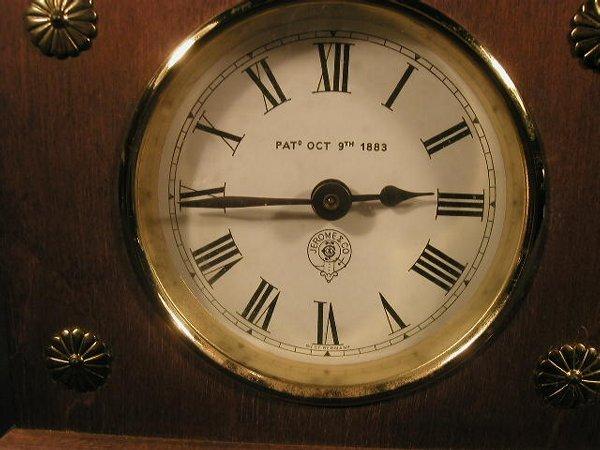 11: Ignatz flying pendulum clock reproduction - 2