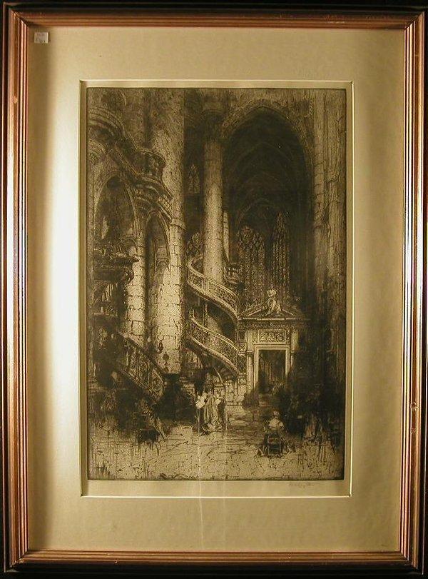 19: Fitton, Headley (Brit., 1859-1929) engrav