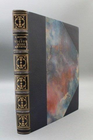 Escholier. VICTOR HUGO ARTISTE. 1926.