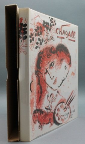 THE LITHOGRAPHS OF CHAGALL. Vol III. (1969).