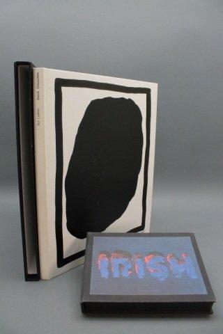 2 Items incl: BLACK GOUACHES. LXVIII of 100 sgd.
