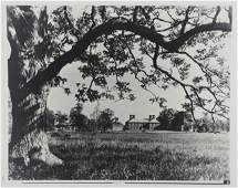 Stratford Hall, Lee home, Theodor Horydczak, photograph