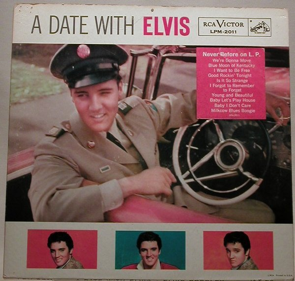 401: A Date with Elvis (M)LPM-2011